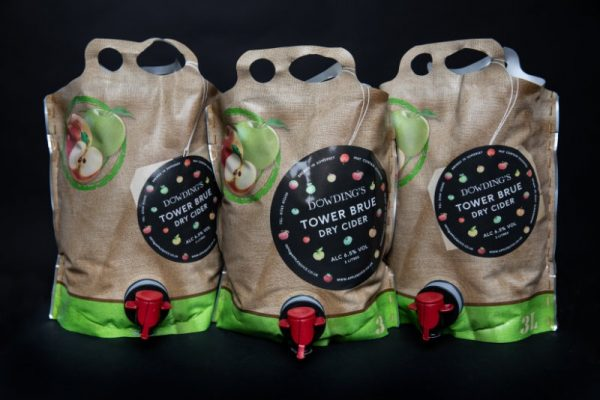 Tower Brue Dry Cider 3 pouches
