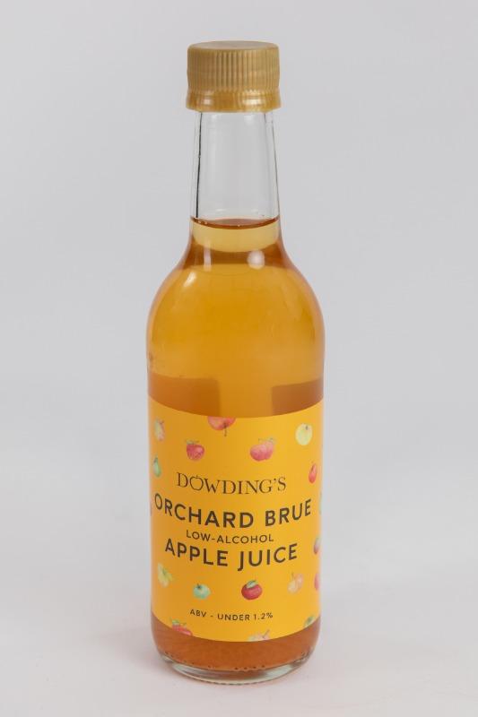 Dowdings Low Alcohol Apple Juice