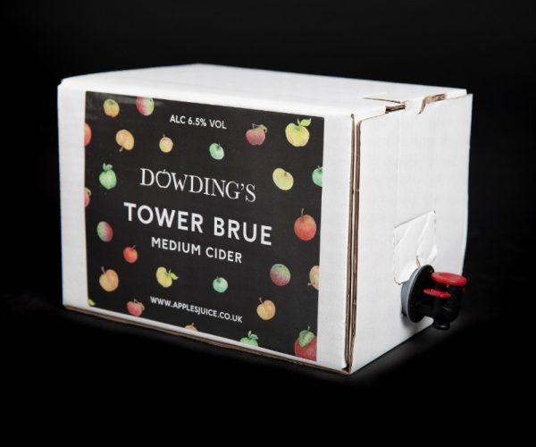 Dowdings Medium Cider bag in box