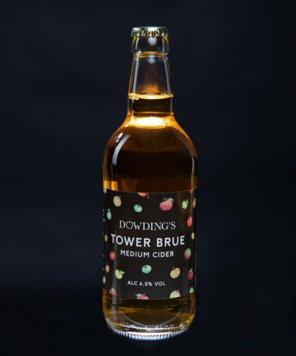 Dowdings Tower Brue Medium Cider Bottle