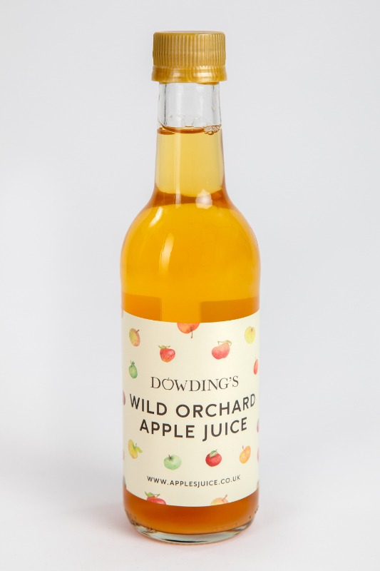Dowdings Wild Orchard Apple Juice